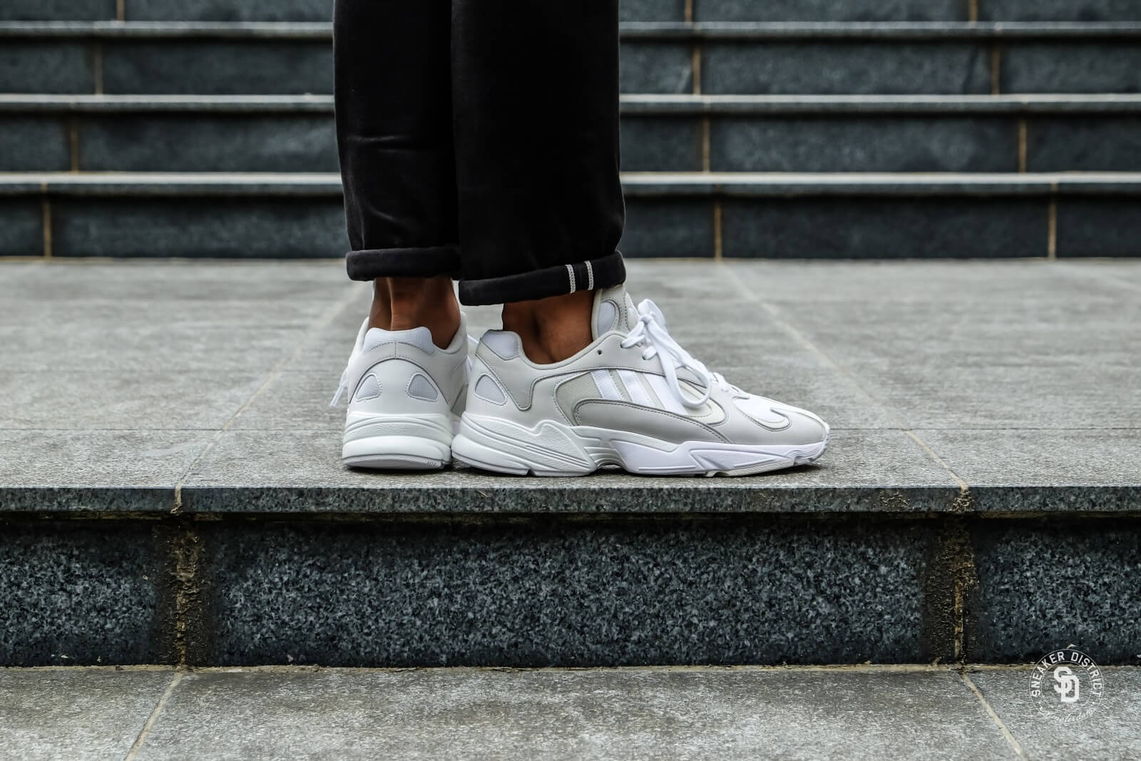 Adidas Yung 1 Cloud WhiteFootwear White B37616