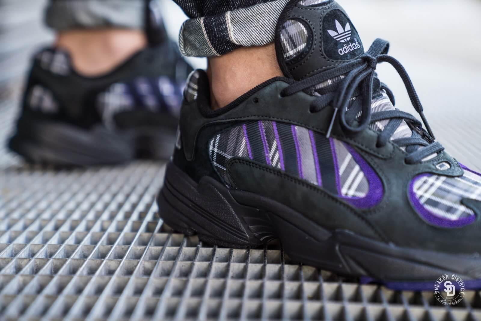 Adidas Yung-1 Core Black Collegiate Purple Core Black - EF3965 2a63cc236