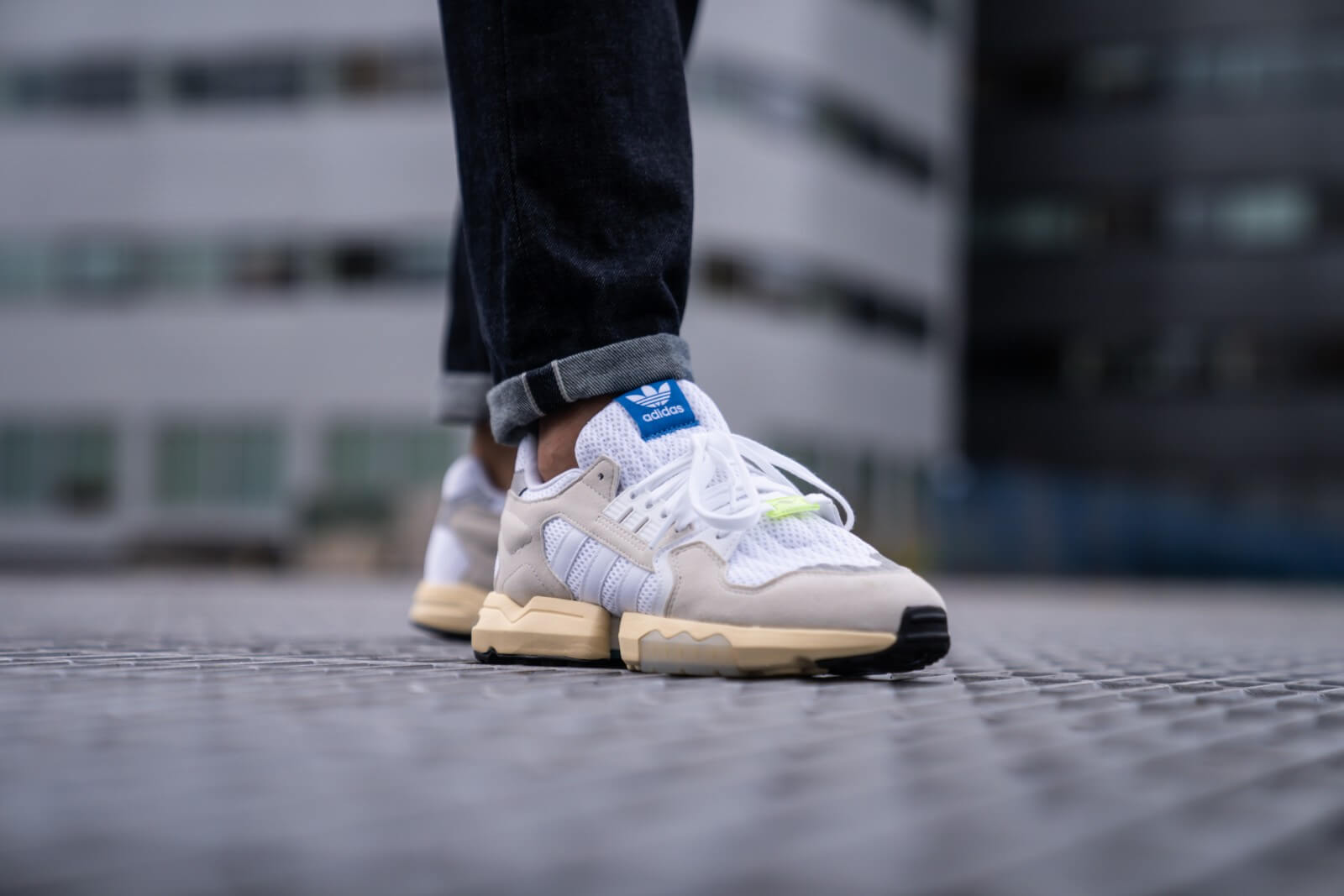 Adidas Ozweego ST Pale NudeLight Brown Sneaker District