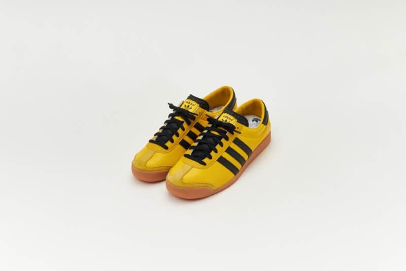 Adidas City Series Kopenhagen Hazy Yellow/Core Black/Gold Metallic