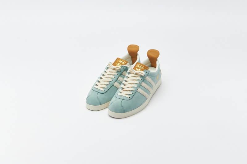 Adidas Gazelle Vintage Green Tint / Cream White / Mesa