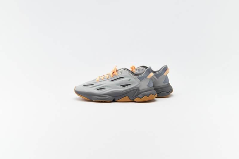 Adidas Ozweego Celox Grey Two/Acid Orange