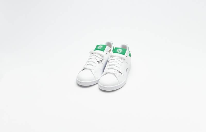 Adidas Stan Smith Cloud White / Green / Core Black