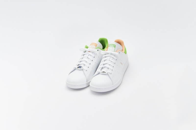 Adidas Stan Smith Kermit and Miss Piggy Footwear White/Panton