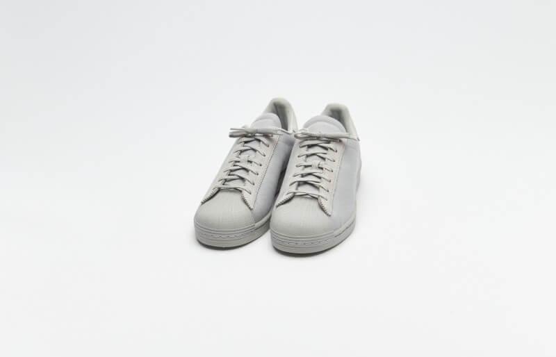 Adidas Superstar Grey Two