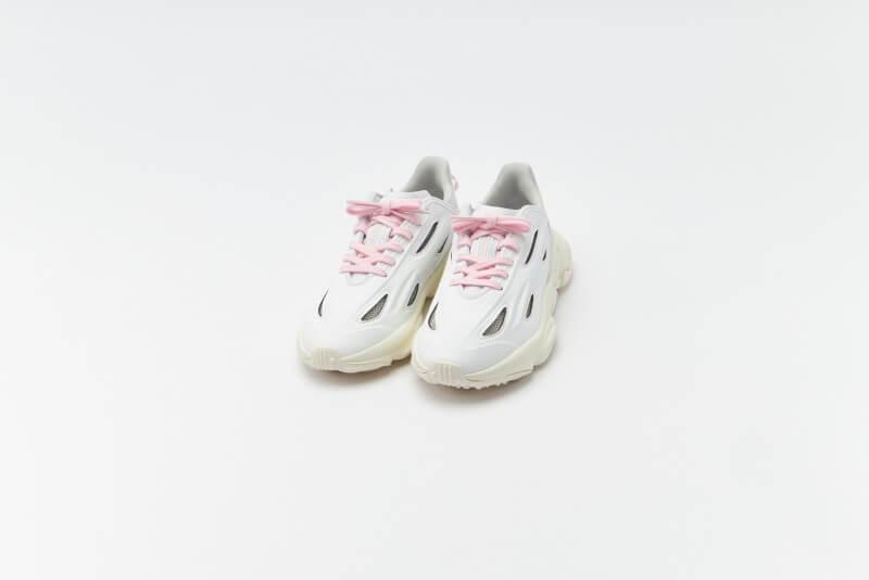 Adidas Women's Ozweego Celox Footwear White / Clear Pink