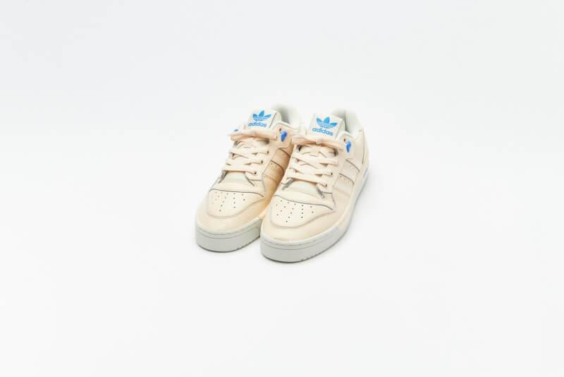 Adidas Women's Rivalry Low Premium Supplier Color / White Tint - Blue Bird