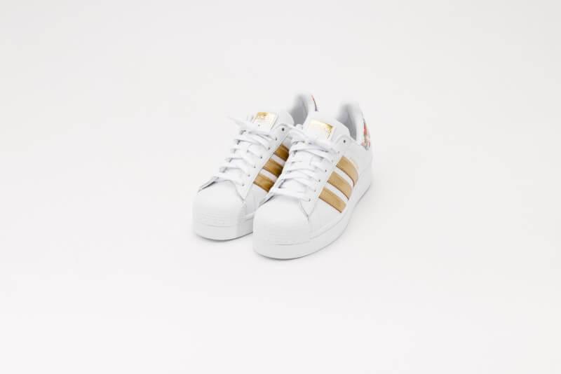 Adidas Women's Superstar Bold Footwear White/Supplier Color