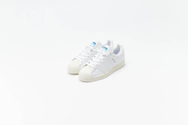 Adidas Women's Superstar Primegreen Cloud White / Off White