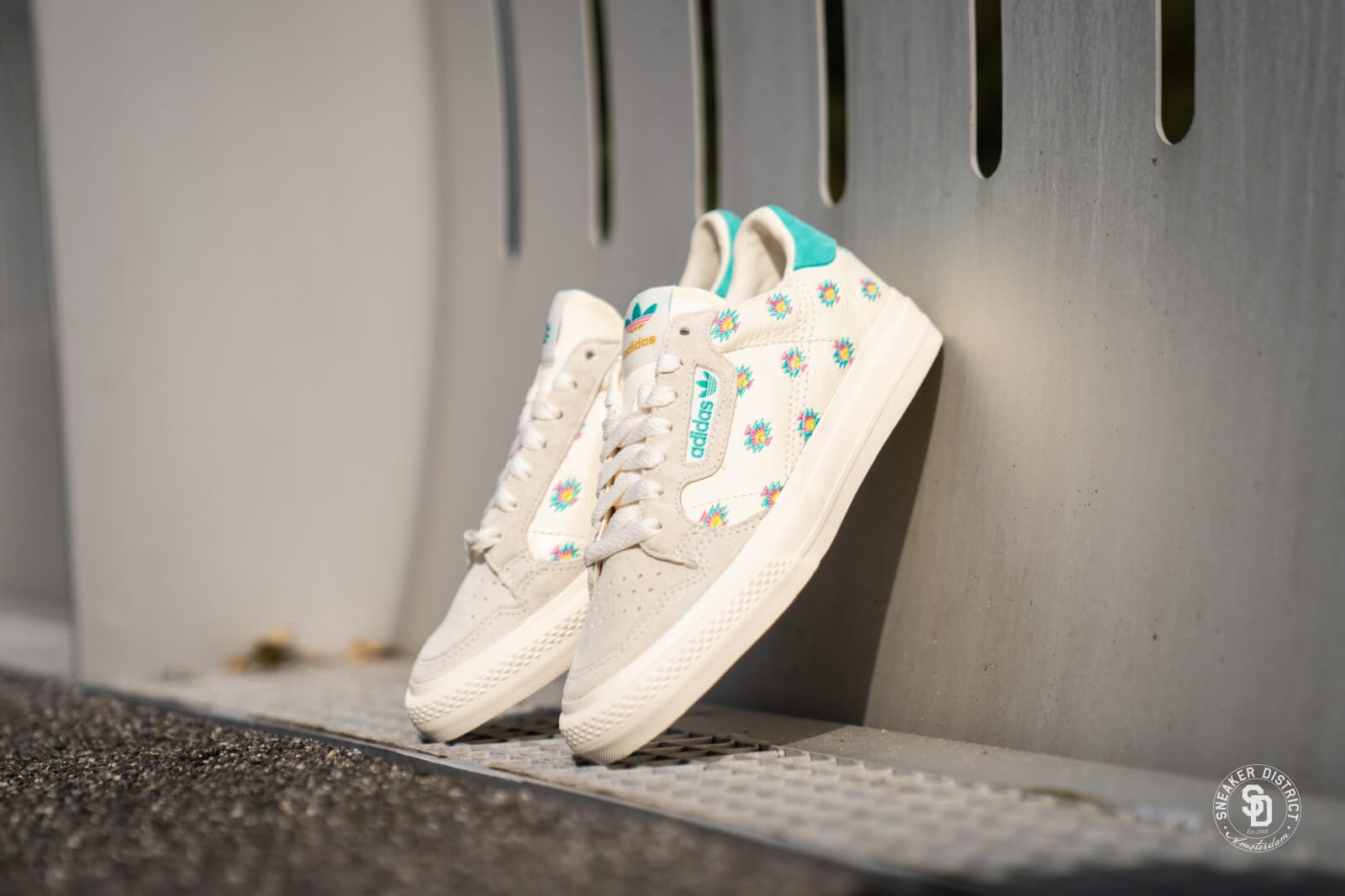adidas x arizona iced tea continental vulc sneaker