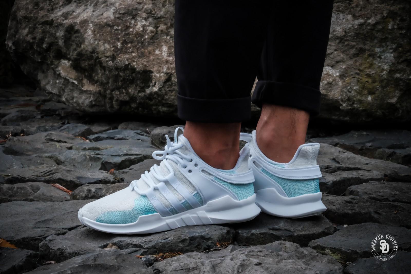 Blue Eqt Parley Shoes Adv