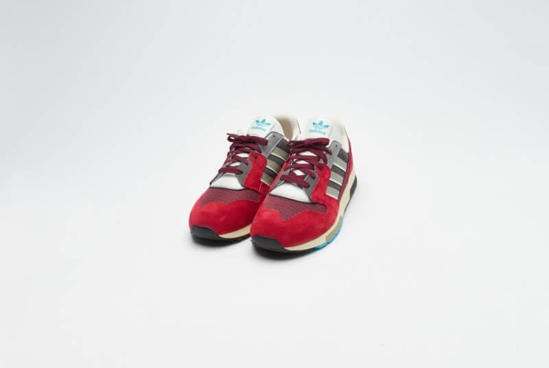 Adidas ZX 420 Crew Red / Ambient Blush / Cream White