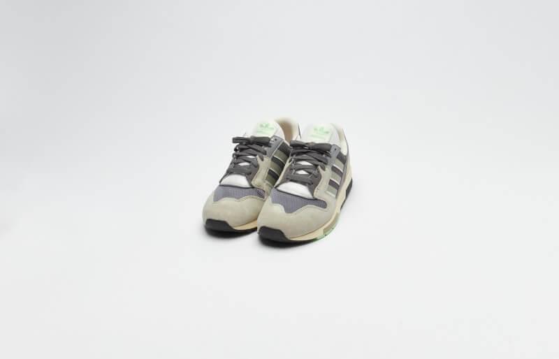 Adidas ZX 420 Grey Six / Sesame / Cream White