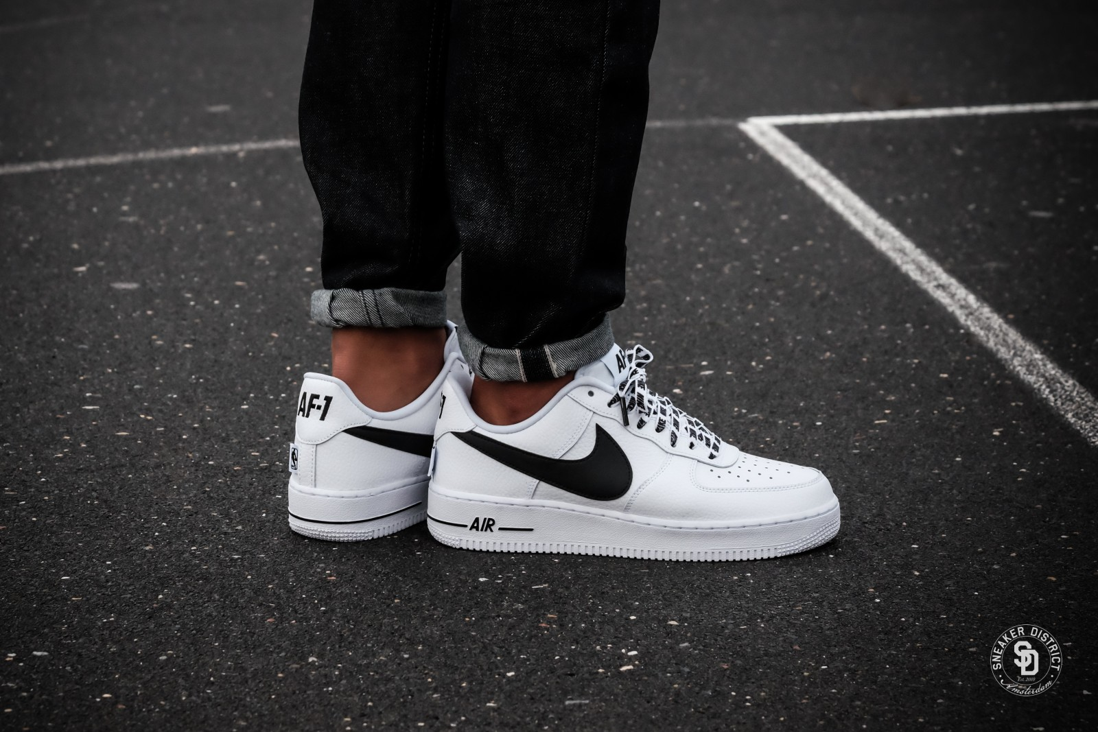nike air force 1 07 lv8 nba