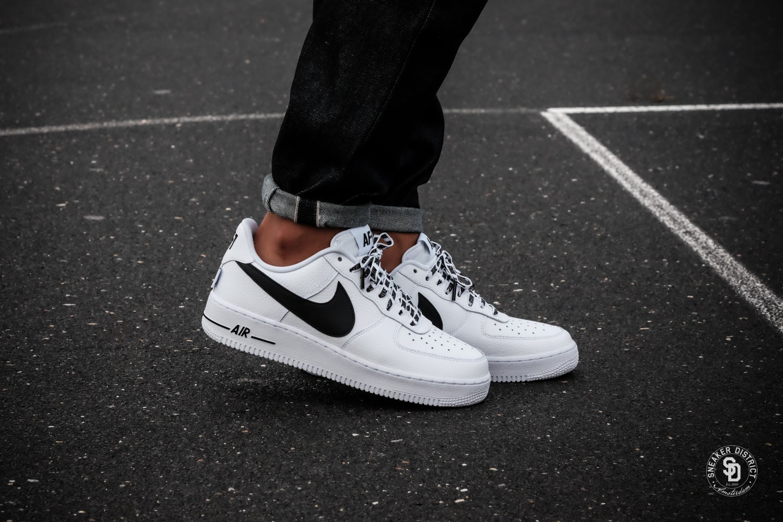 nike air force 1 07 lv8 bianche