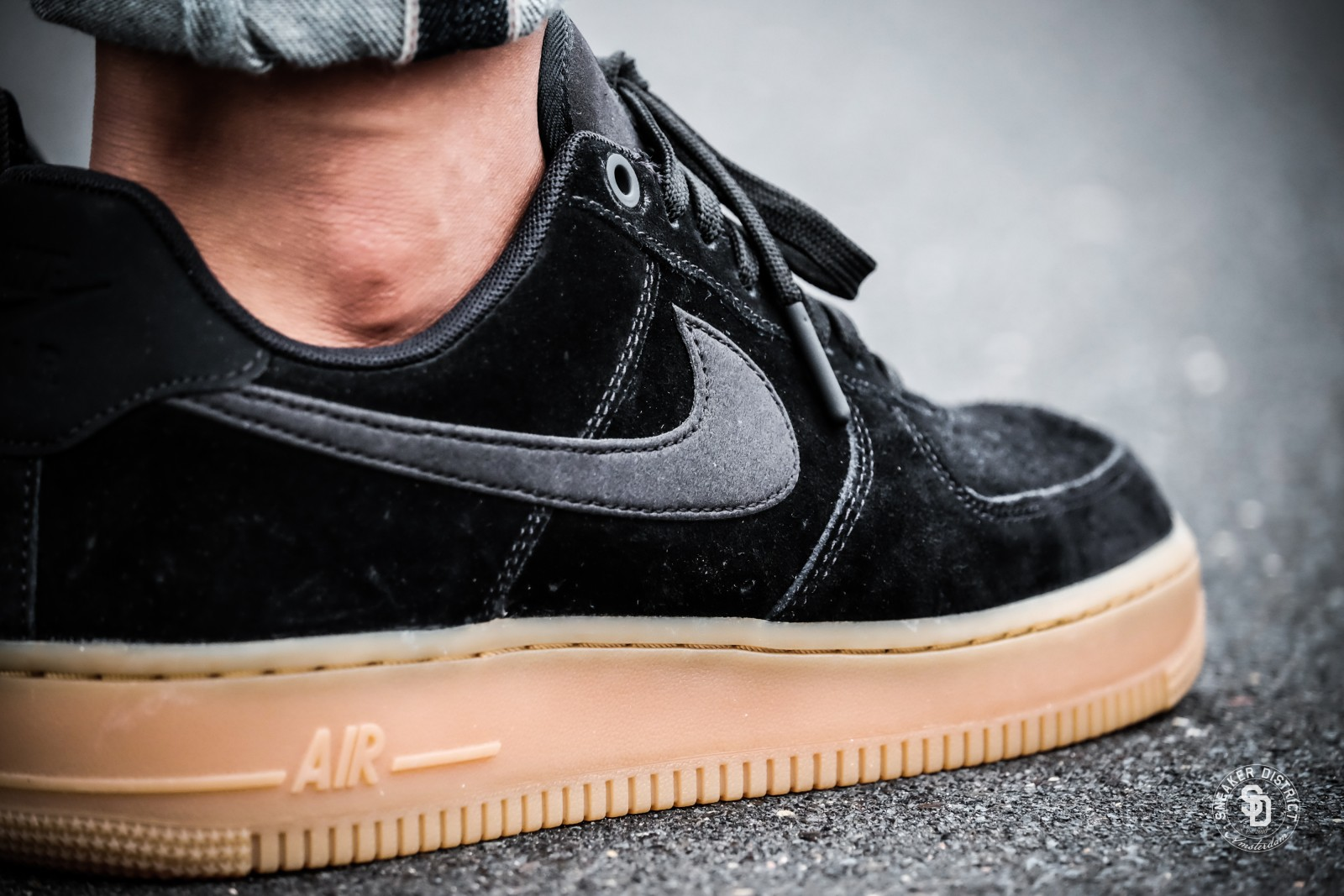 Regulación Noreste Varios  Buy Online nike air force 1 black gum Cheap > OFF70% Discounted