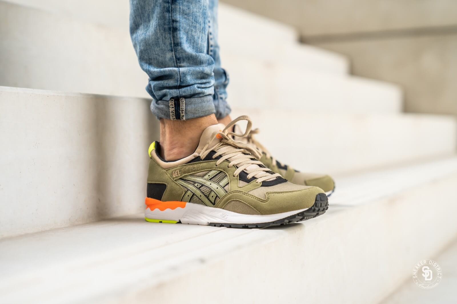 the asics gel lyte