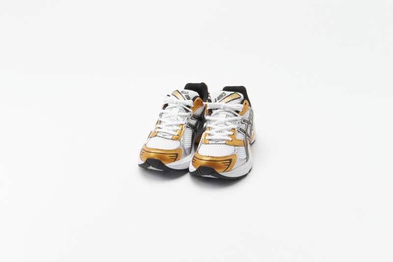 Asics GEL-1130 White / Pure Gold