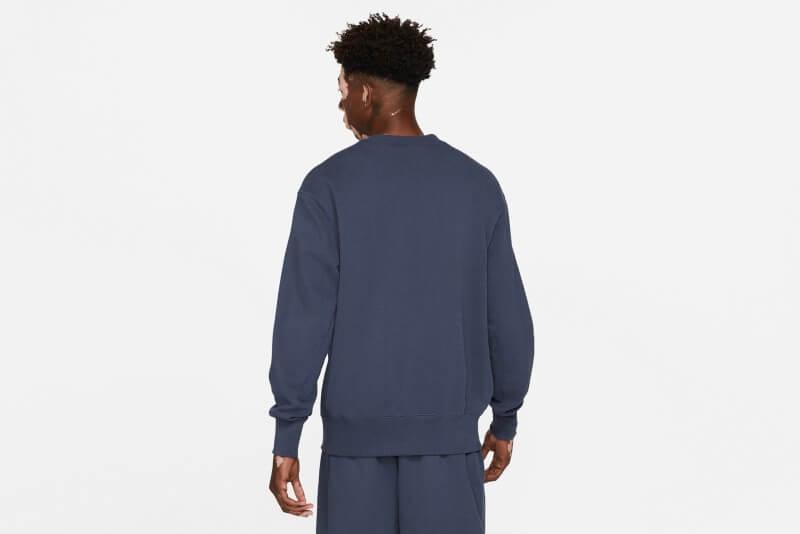 Nike Classic Crewneck Thunder Blue/Midnight Navy