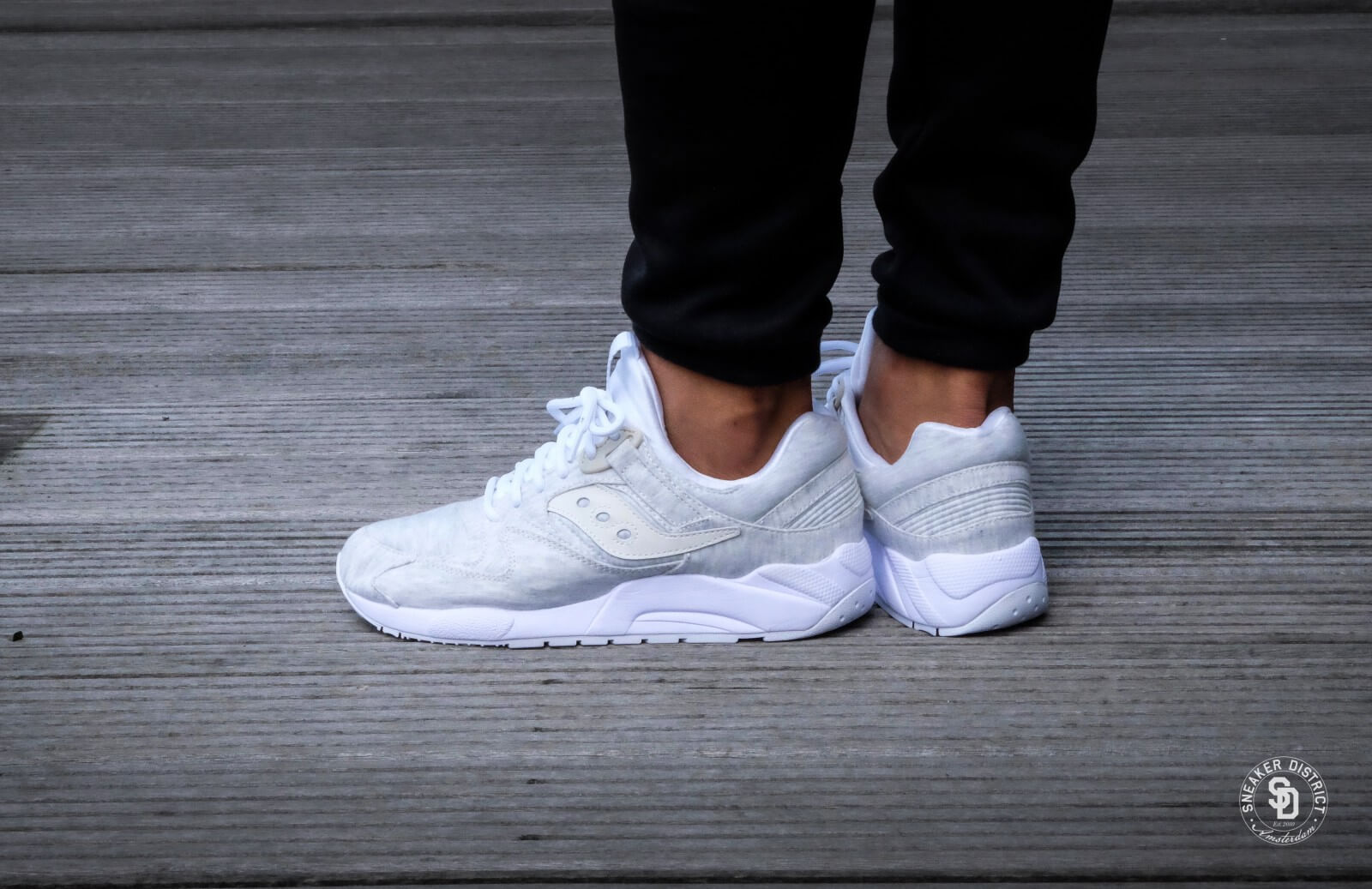 saucony shadow 9000 white Online