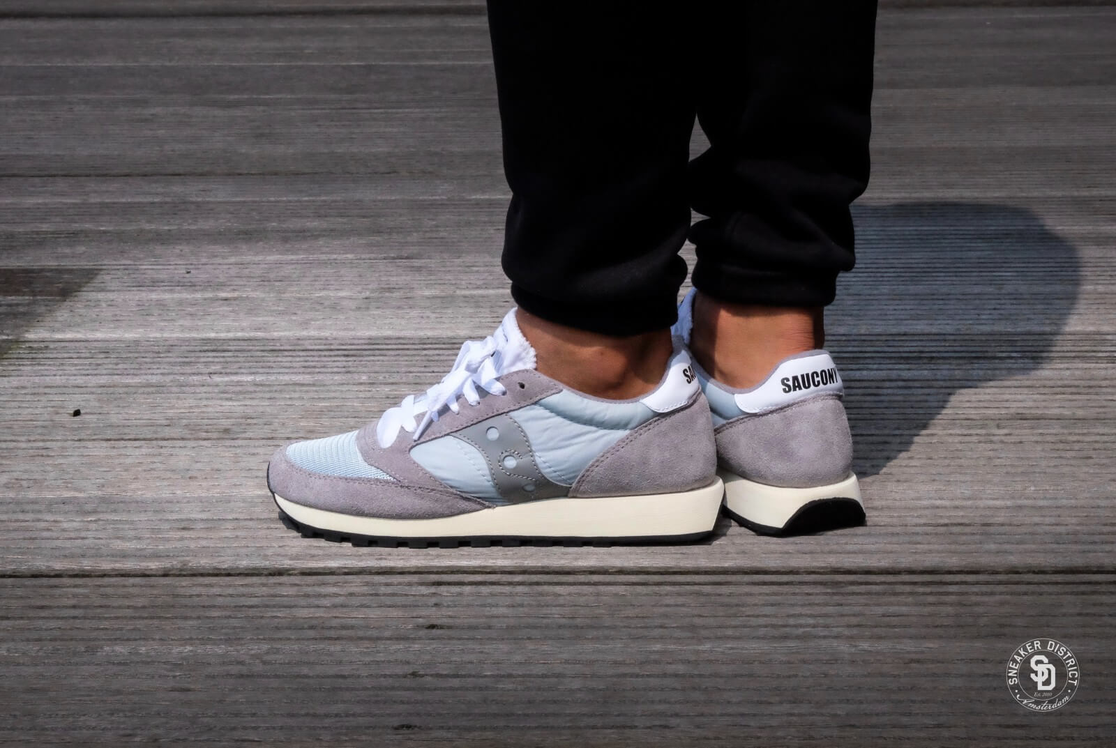 Saucony Jazz Original Vintage Grey White S70368 5