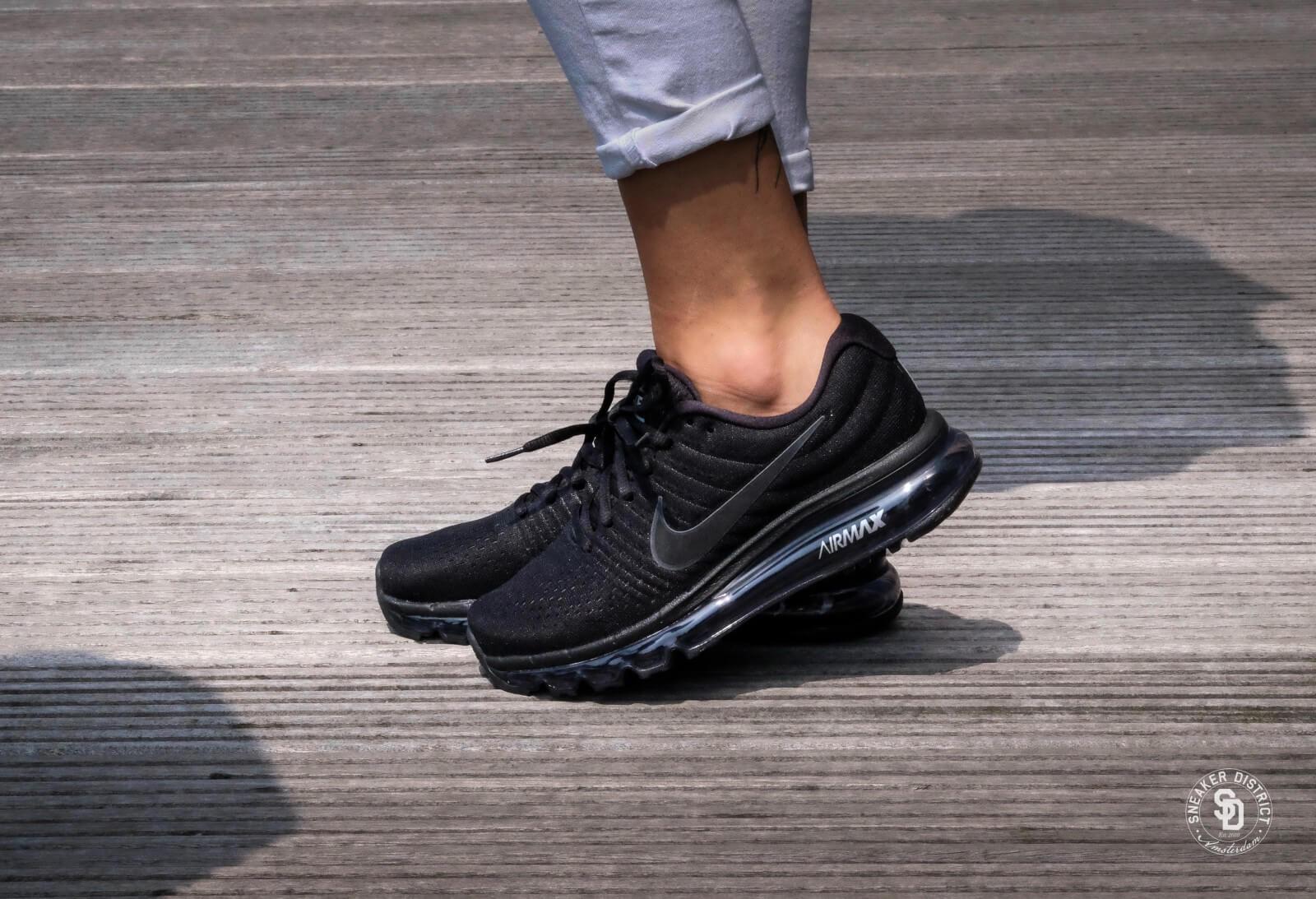 Nike Air Max 2017 | Black | Sneakers | 849559 004 | Caliroots