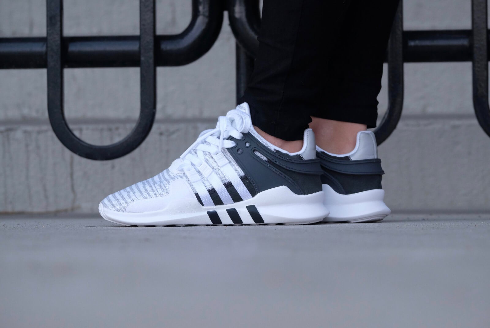 Adidas EQT Support 93/16 (Core Black & White) End