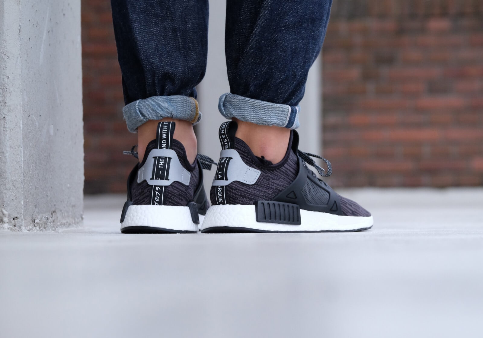differently 223c4 fdfb6 adidas nmd xr1 mens blue / black / red