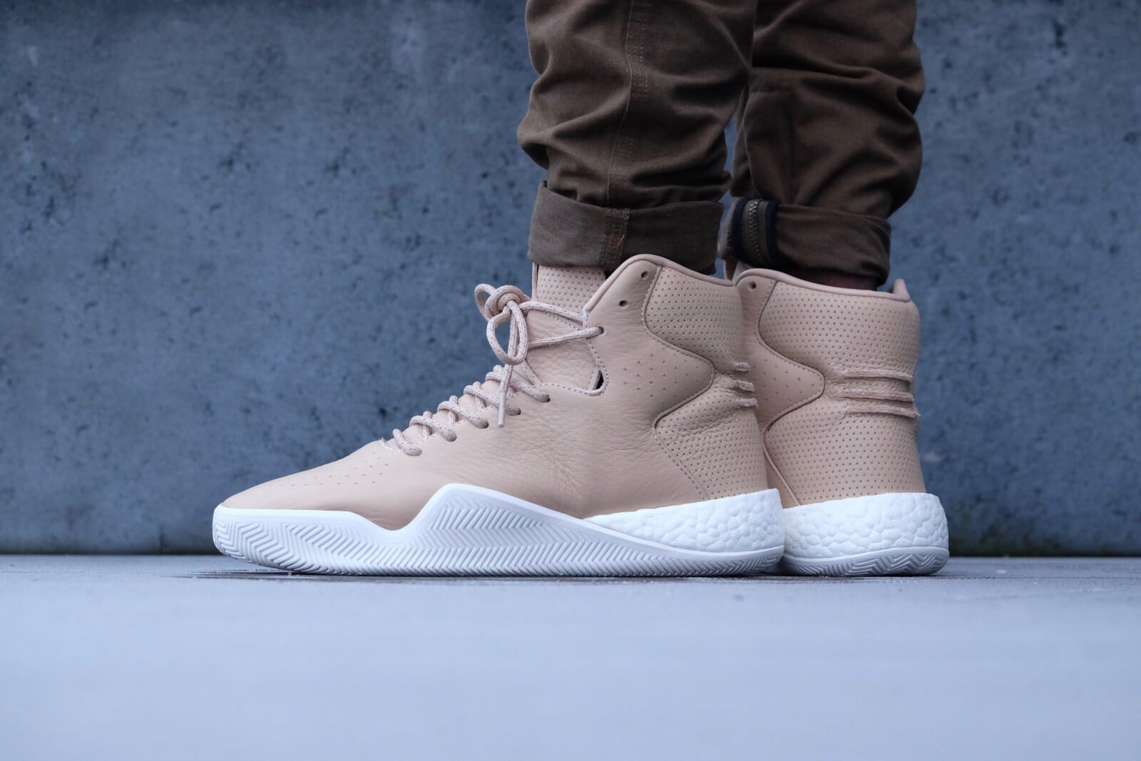 Latest Sneaker Pickup: adidas Tubular Boost Supplier Color