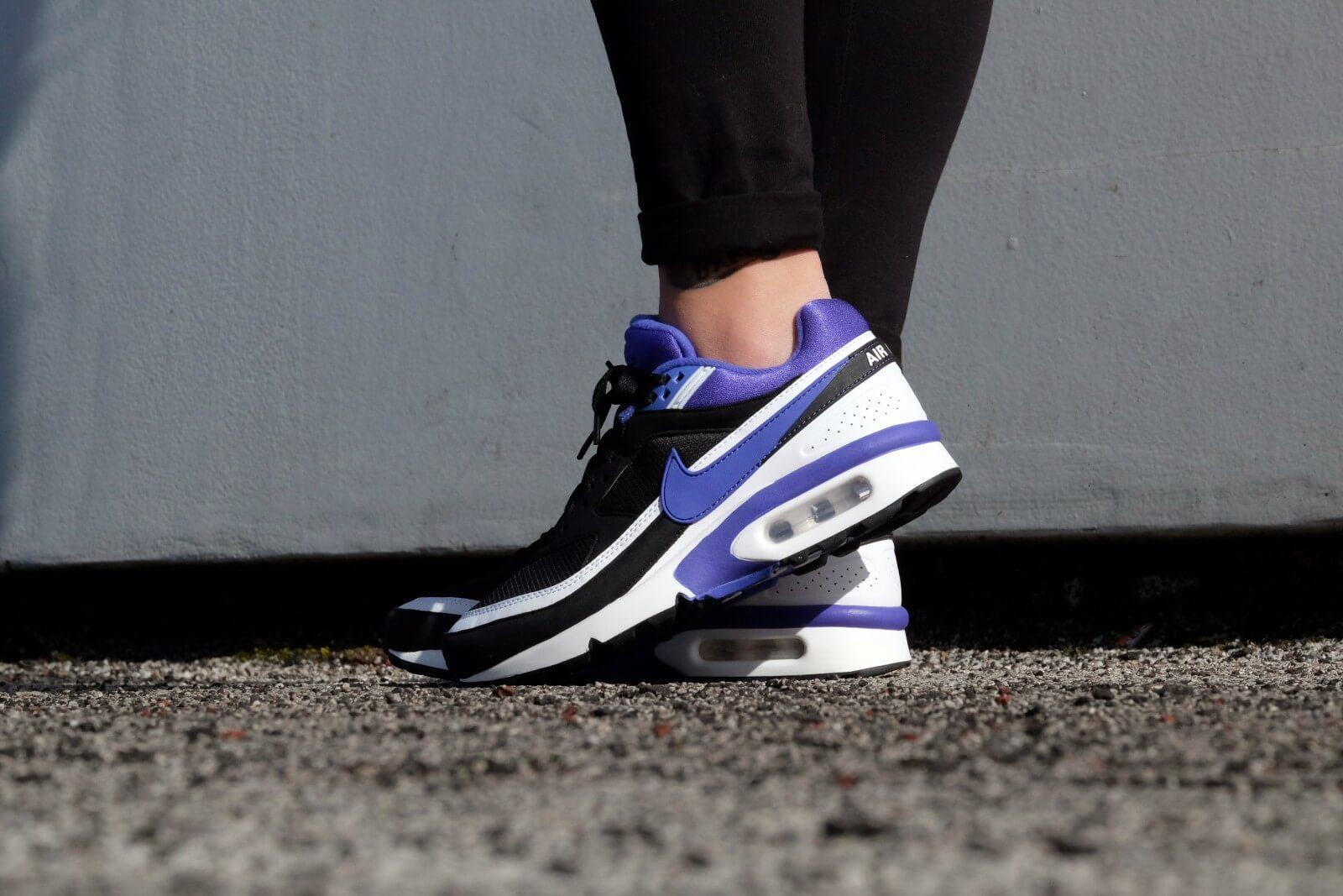 Nike Air Max BW OG Black/ Persian Violet - 819522-051