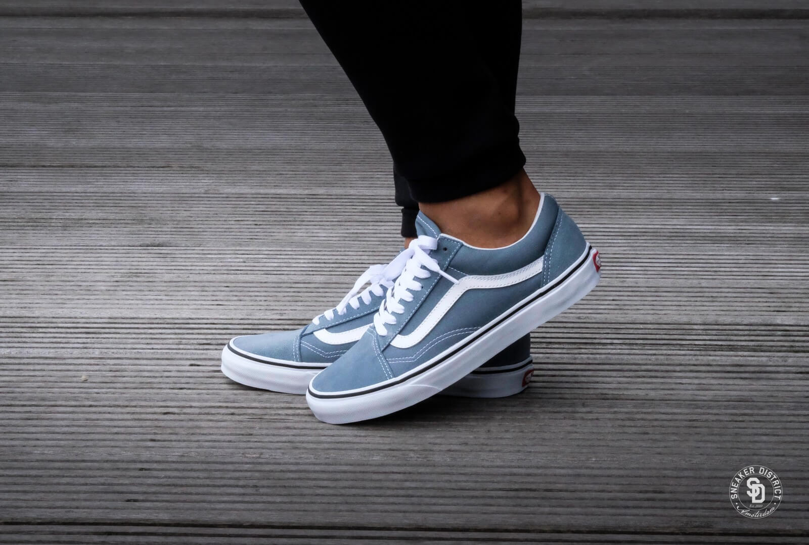 Vans Old Skool Goblin Blue True White Vn0a38g12lj