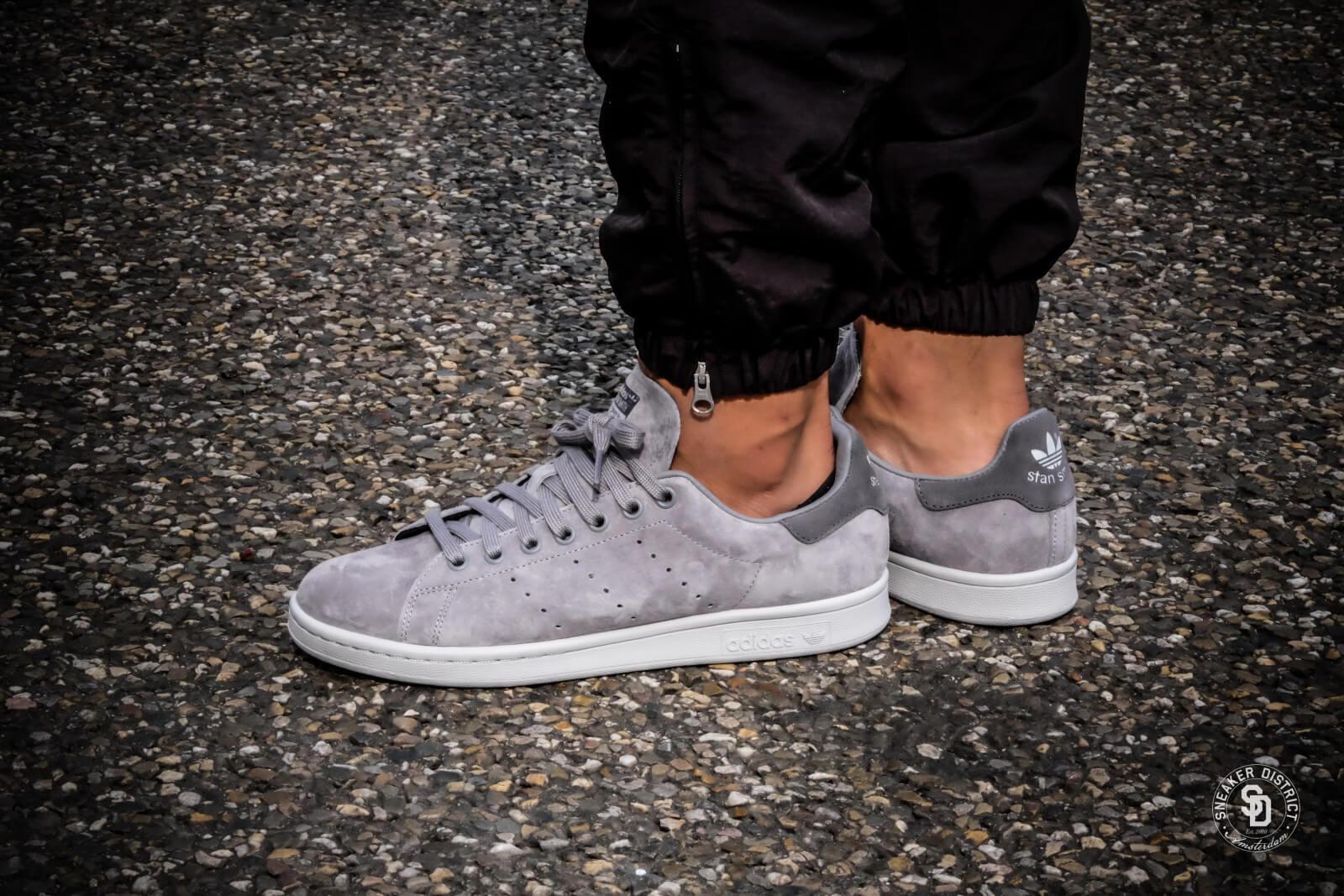 adidas stan smith grey