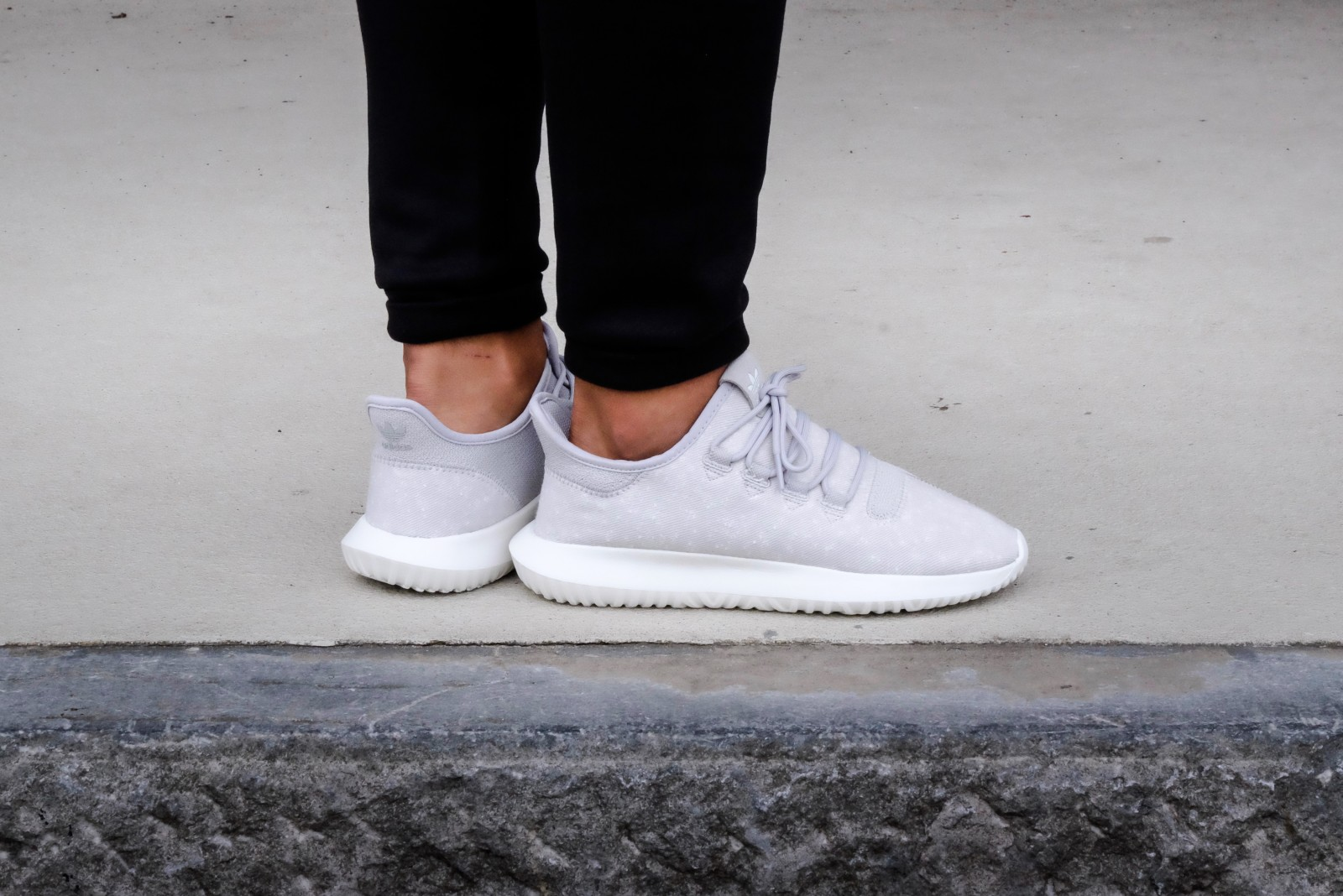 Adidas Tubular Shadow Grey Two Cristal White By3570