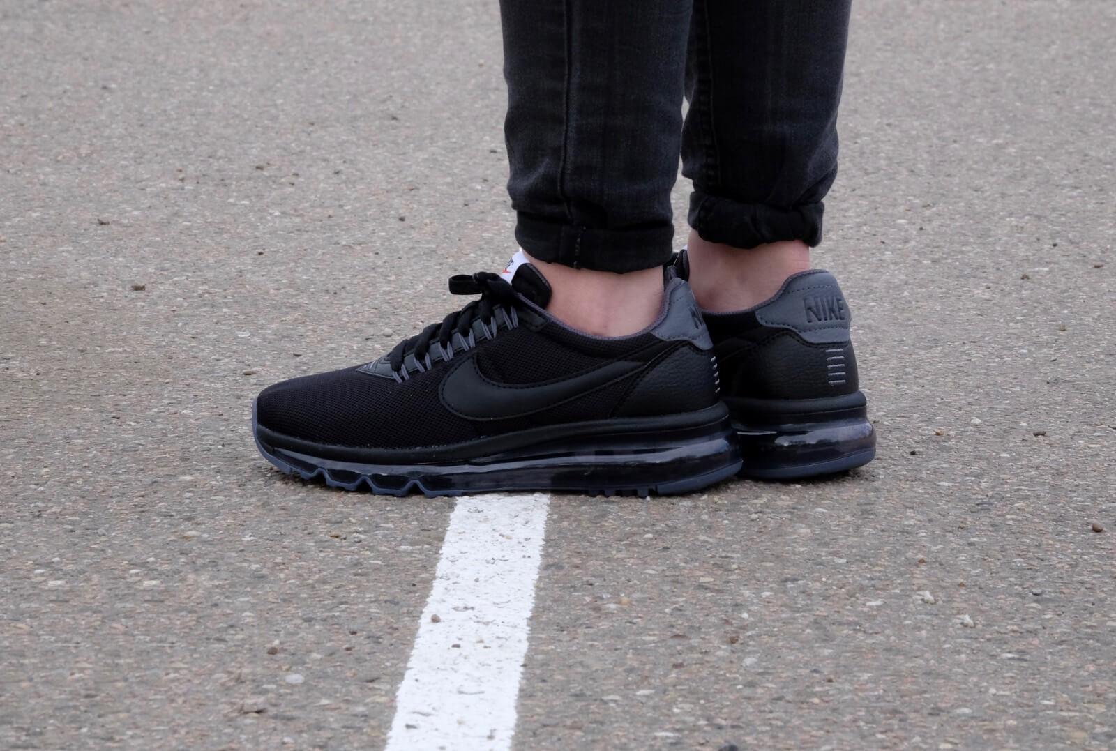 Nike WMNS Air Max LD Zero BlackDark Grey 896495 002