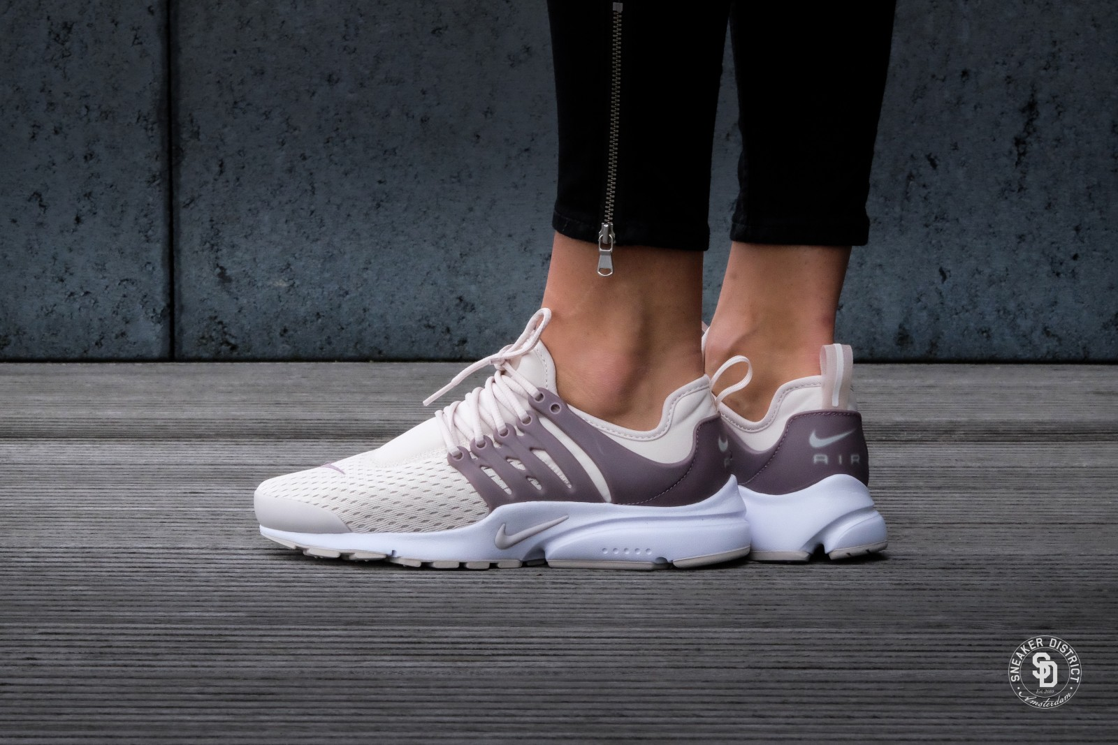 3902753961ca nike wmns air presto available from sneaker politics 120. color light  orewood brown taupe grey