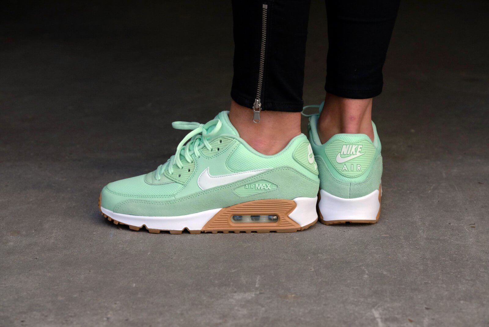 Nike Air Max 90 wmns 'Clear Mint' | My Style | Nike free