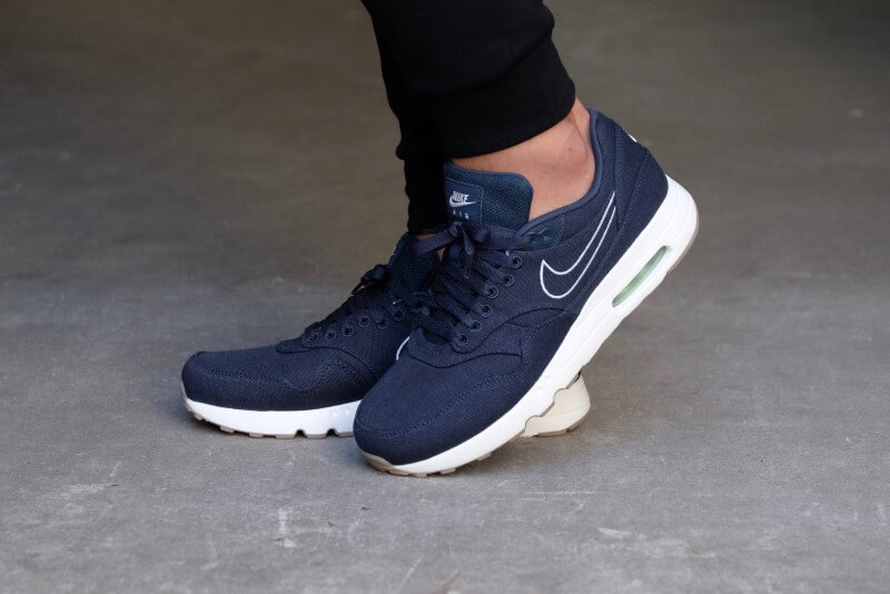 Nike Air Max 1 Armory NavySail Black Sneaker District