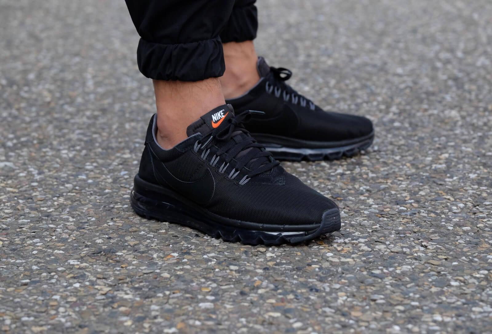 buy popular 71461 14fab ... Nike Air Max LD-Zero Black Black-Dark Grey - 848624-005 ...