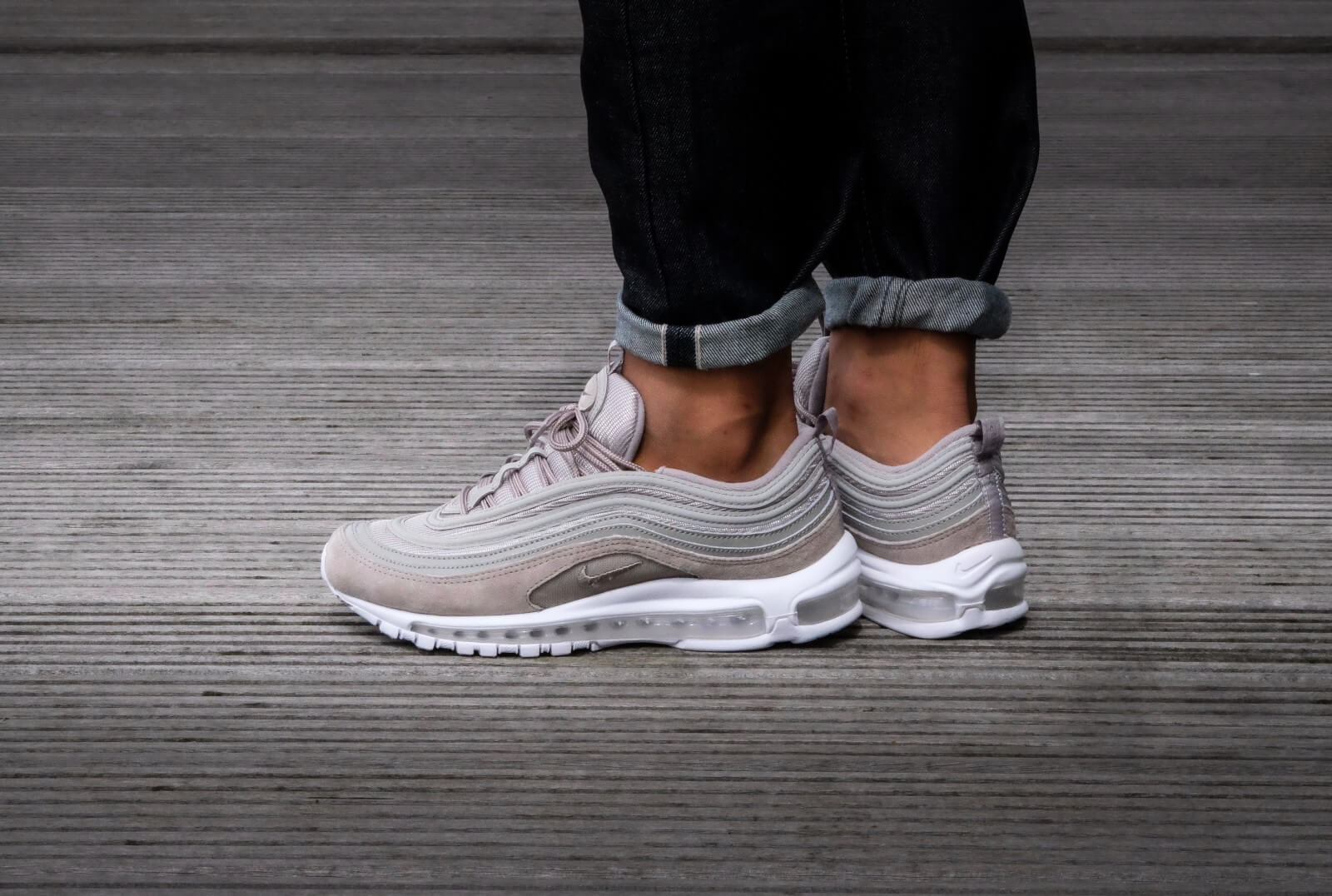 Nike Air Max 97 Cobblestone White 921826 002