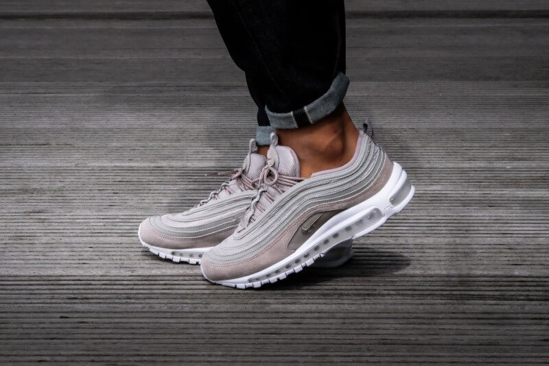 493bfba6fed Nike Air Max 97 Cobblestone   White - 921826-002