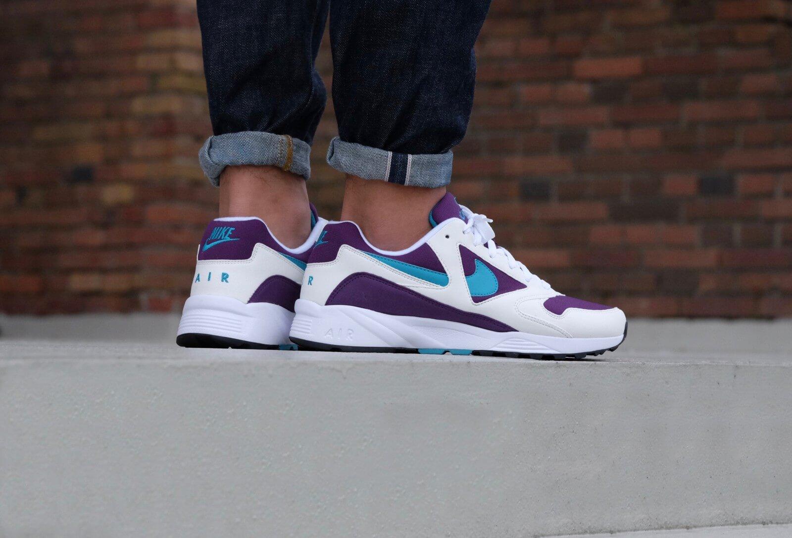 nike air icarus purple