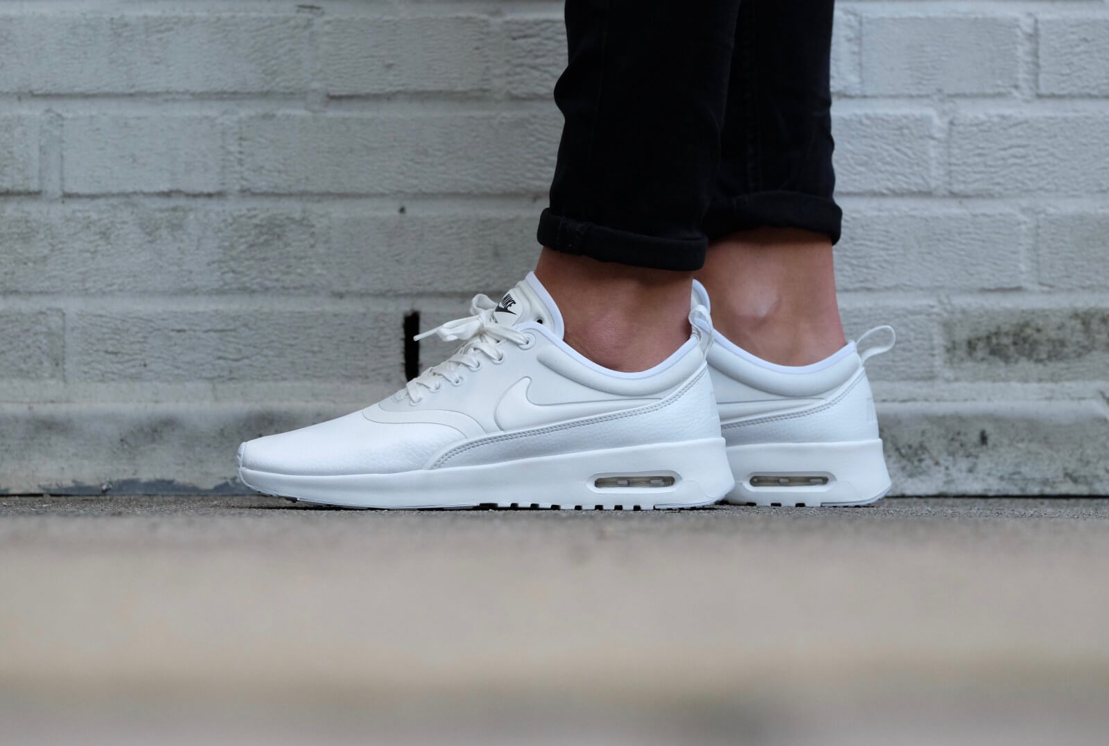 Nike Air Max Thea Ultra Premium Summit White Summit White 848279 100