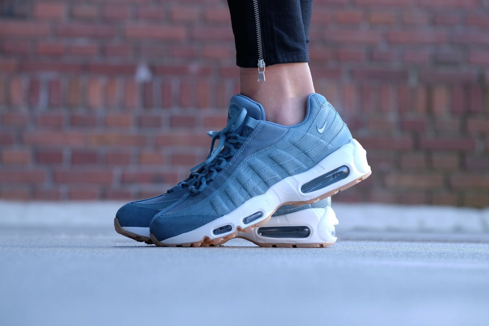 nike air max 95 smokey blue