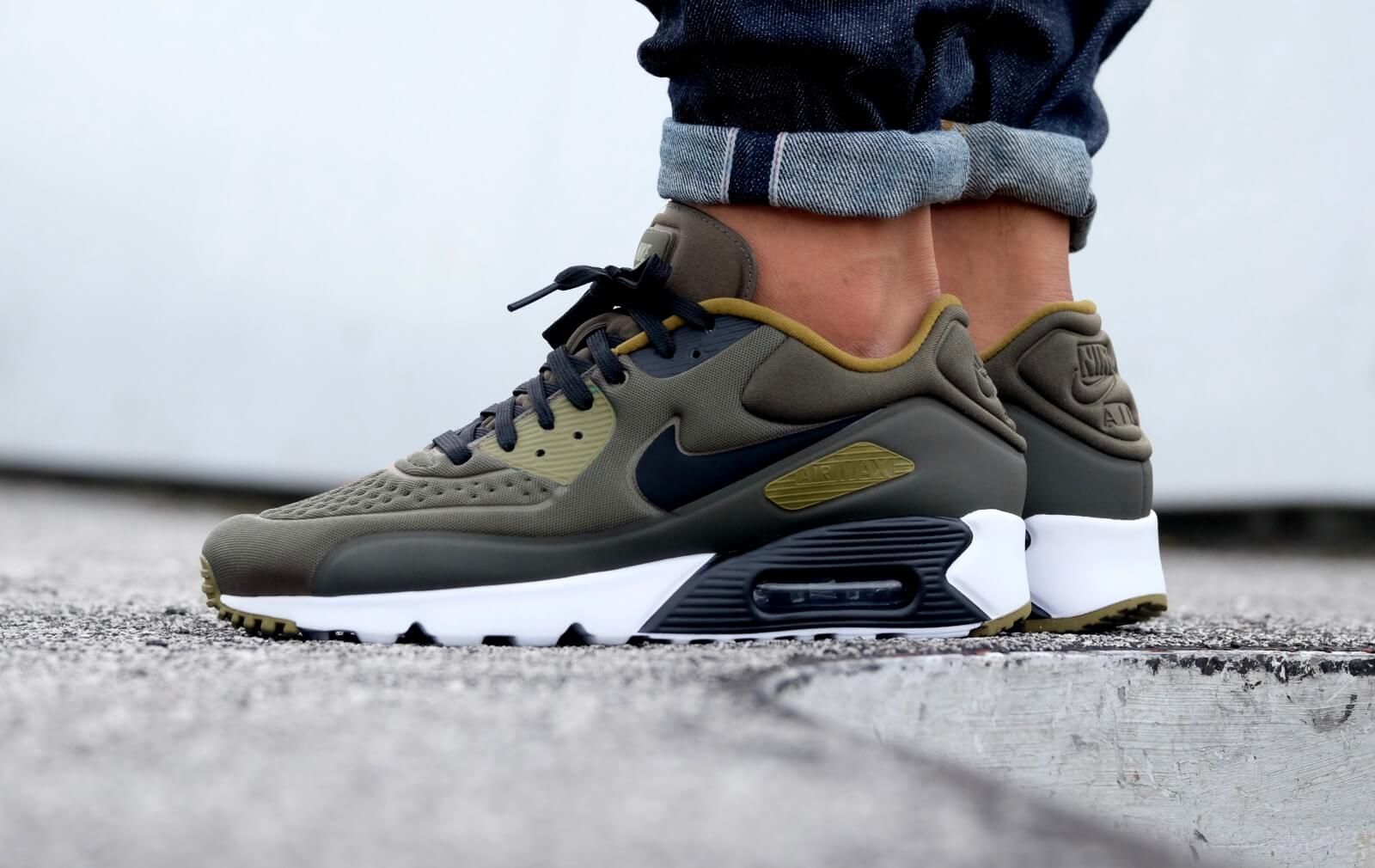 9694ea03168cc5 ... wholesale 1054774810842427482578894196629139235075975o nike air max 90  ultra special edition cargo khaki black olive flak white 52e06