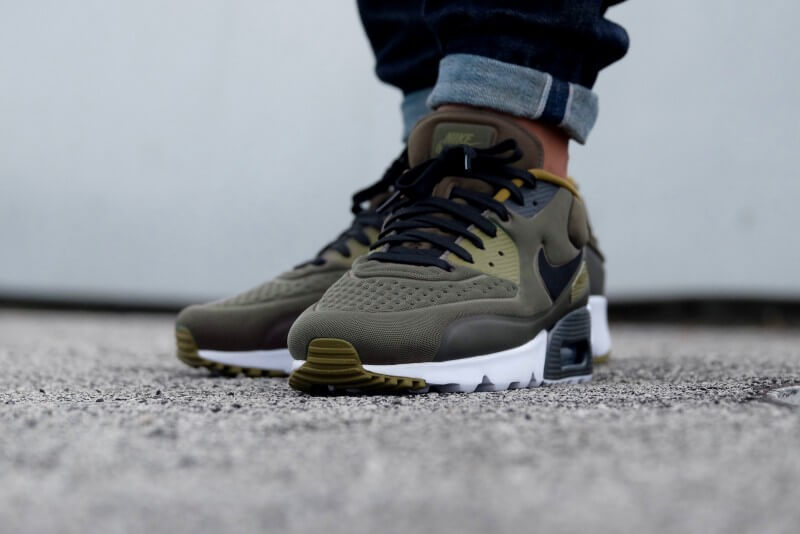 air max 1 ultra special edition olive flak black white