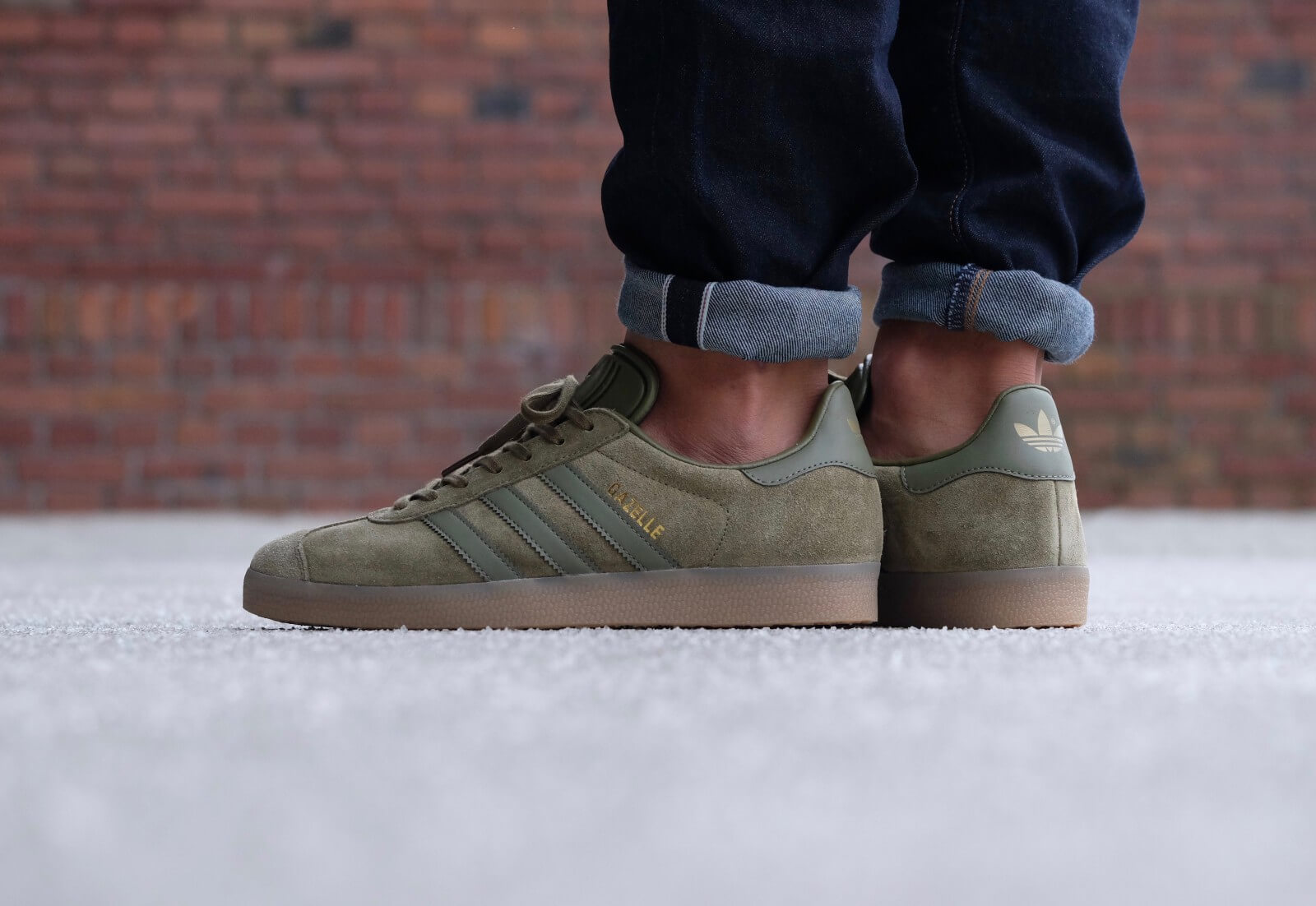 date de sortie: adc68 e69a3 adidas gazelle olive on sale > OFF47% Discounted