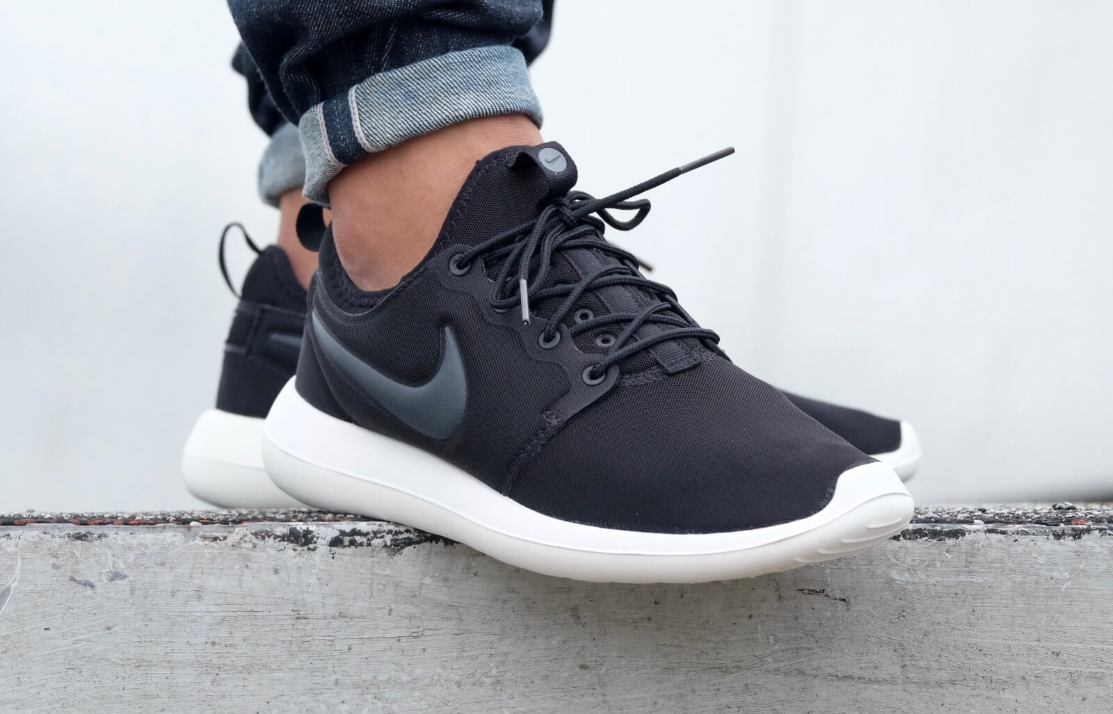 separation shoes 46375 38d5e ... coupon code for men nike roshe two midnight navy black sail volt  844656400 s 9 5e2d3