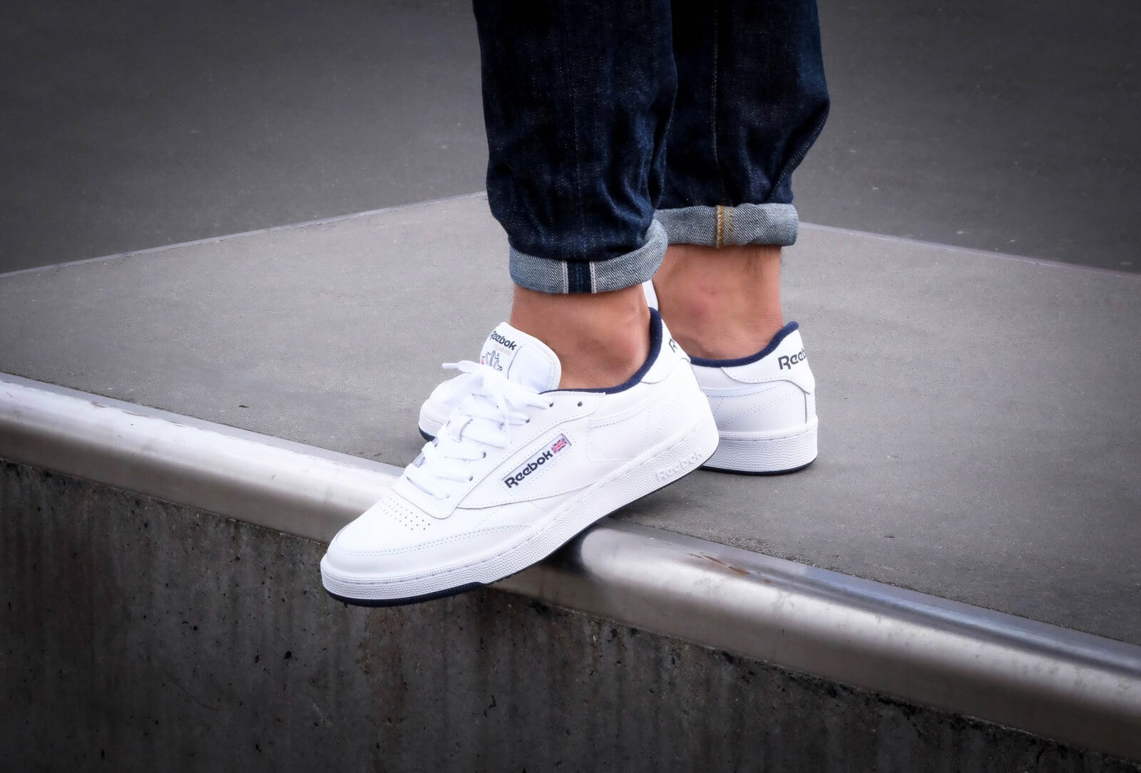 reebok club c white navy cheap   OFF70% The Largest Catalog Discounts 1f9ef0a8f7