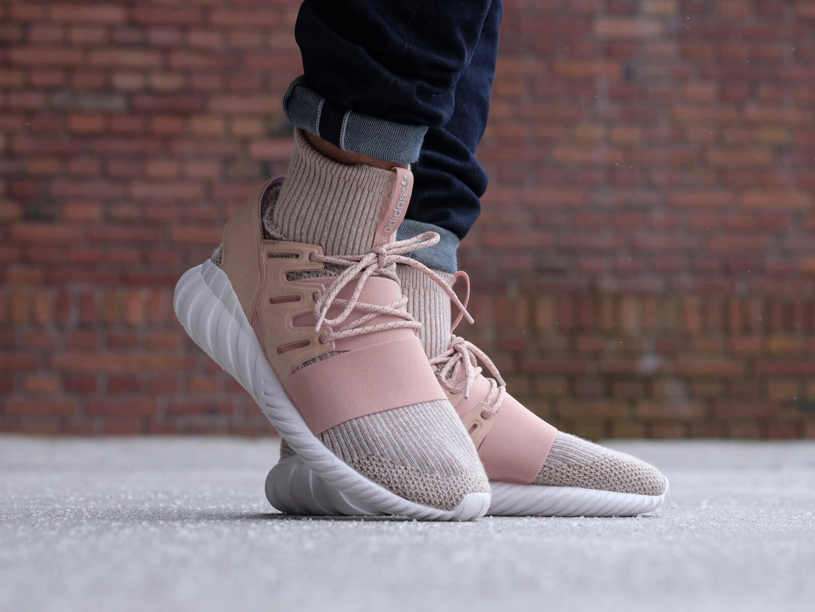 Check Out The Brand New adidas Tubular Basketball Primeknit