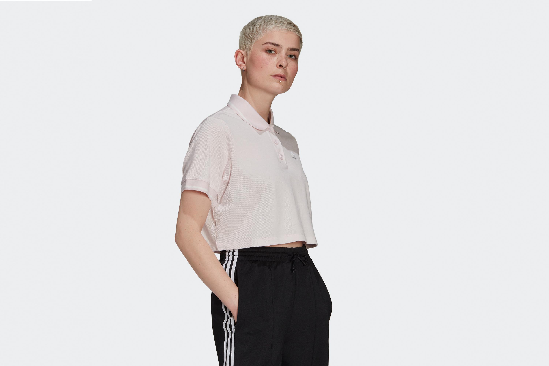 Adidas Women's Polo Pearl Amethyst